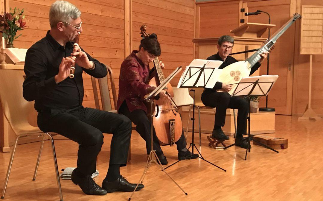 10 novembre 2019 – Ensemble La Rêveuse